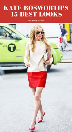 See Kate Bosworth's absolute best summer looks // #CelebrityStyle