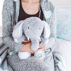Ivory Ella Plush Elephant | Ivory Ella Loungewear | Loungewear