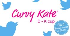 Curvy Kate Are A Top Fashion Brand On Twitter