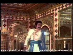 Krishnana Hesare Lokapriya video song from Sri krishna devaraya kannada movie - YouTube