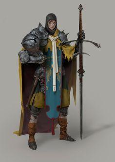 epic knight by EncounterMy18
