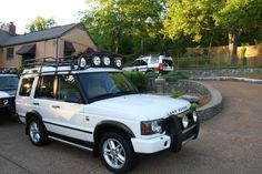 Rare 2004 Land Rover Discovery II Trail Edition + G4 LR3 and Range Rover Classic..... Nice little collection