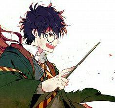 Couple Anime Manga, Anime Art, Street Art Banksy, Modern Canvas Art, Harry Potter Anime, Pop Art Design, Couple Wallpaper, Digital Art Girl, Cool Art Projects