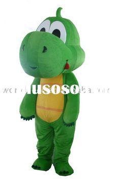 Idea for Imagine Kids Mascot - Cartoon dinosaur