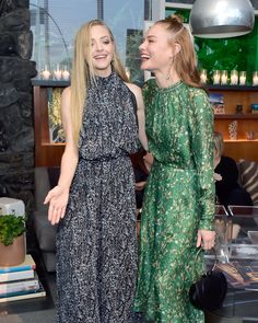 We headed to the Hollywood hills in Los Angeles with Christy Turlington Burns, Amanda Seyfried, Paris Jackson, Naomie Harris and Kate Bosworth to celebrate the upcoming Conscious Exclusive 2018 collection. This years' collection features pieces in more sustainable materials such as ECONYL®, recycled polyester, organic cotton and recycled silver. H&M Conscious Exclusive launches April 19th at selected stores and hm.com.