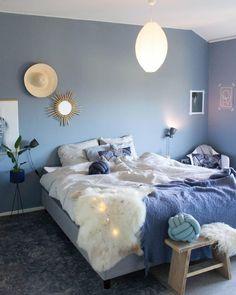 Super Die 14 besten Bilder von Blau schlafzimmer in 2018 | Schlafzimmer ZN33