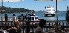 Tiburon - my total happy place...
