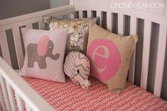 {Client Room} Megan's Nursery Reveal