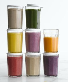 About Our Smoothie Supplements