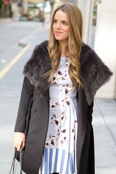 In The City \\ Julia Engel, Gal Meets Glam