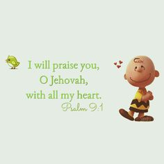 Praise Jehovah with all your heart