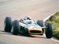 1967 Spring Cup, Oulton Park : Jackie Stewart, BRM P81 #3, Owen Racing Organization, Retired (accident, lap 12). (ph: © Brian Watson)