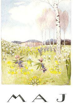 May by Elsa Beskow