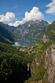 Gieranger, Norway