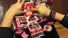 Explosion Box for Boyfriend (Valentine's Day/Anniversary Theme)