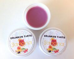 Sangria Scent  DRUNKEN TARTS  3 or 6 Soy & Beeswax by DrunkenTarts