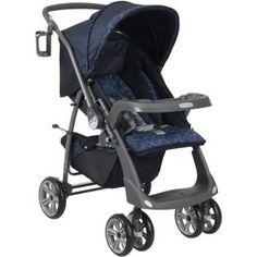 Carrinho de Bebê Burigotto AT6 Netuno, bom gosto, qualidade e conforto.