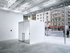 the new museum of contemporary art new york sanaa - Google Search