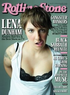 Lena Dunham ... Thank you for being amazing