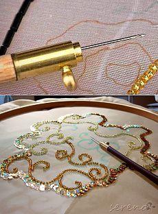 Сделано руками Сделано с душой: Не было печали - купила баба... люневильский крючок!
