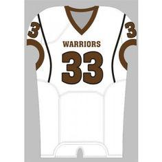 Custom Youth Football Uniform Sets e6b9f8de0