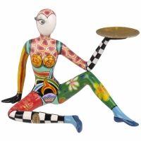 Visuel de Bougeoir Acrobate Collection Circus - Tom's Drag (25x17cm)