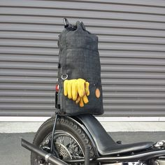 Image of Sissy Bar Biker Bag