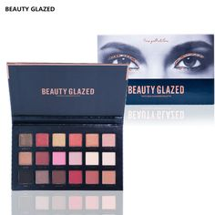 Beauty Essentials Beauty & Health 40 Colors Shimmer Glitter Eye Shadow Palette Nude Shining Eyeshadow Glitter Pigment Smoky Eye Shadow Pallete Powder Packing Of Nominated Brand