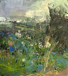 Joan Eardley Flowers by the Wayside