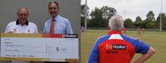 LJ Hooker Nerang, proud sponsors of the Nerang Eagles Soccer Club.
