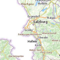 Salzburg Verkehr Routenplaner