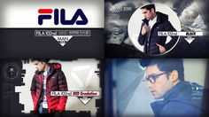 ■ 2013. 10. ■ --------------------------------------------------- FILA F/W Goose Down CTA. (No Sound)