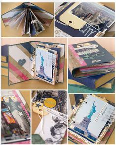 homemade scrapbook ideas