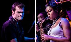 Heartwarming … pianist Andrew McCormack and sax player Camilla George at Ronnie Scott's on 7 February. 7 February, Camilla, Jazz, London, Music, Fictional Characters, Musica, Musik, Jazz Music