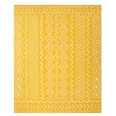 Flat Weave Tribal 305x244 Gold, 439€, now featured on Fab.