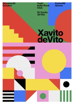 "poster"" by quim marin / spain / digital print Graphic Design Trends, Graphic Design Layouts, Graphic Design Posters, Graphic Design Illustration, Graphic Design Inspiration, Typography Poster Design, Poster Designs, Design Design, Mises En Page Design Graphique"