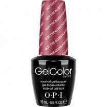 OPI GelColor Got The Blues For Red #W52