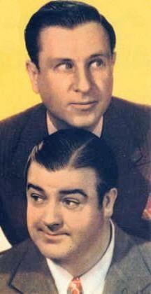 Bud Abbott & Lou Costello