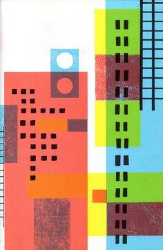Town overprint, 1959.