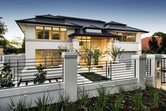 Contemporary Family Home by Cambuild