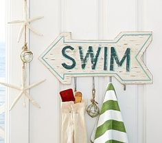 Beach sign | Pottery Barn Kids