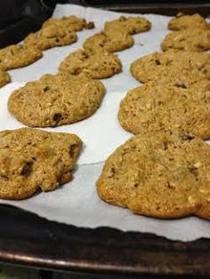 Low amylose cookies