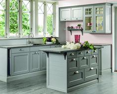Kitchen Cute Modern Kitchen Design Endearing Kitchen Island Design ...