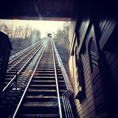 Pittsburgh - the incline!!!