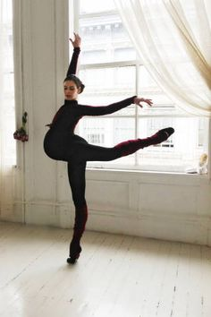 Nine Months on Point, Dancing Through Pregnancy With Ballet Beautiful - ELLE