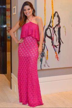 Vestidos de Crochê e Tricô - A Marca Mais Linda de Tricô do Brasil | Galeria Tricot
