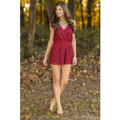 This is the cutest romper!!  Just too cold to wear right now!