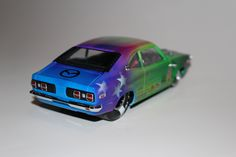 Mazda RX3 scale BY Kingpops