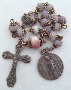 All Beautiful Catholic Beads: TENNERS