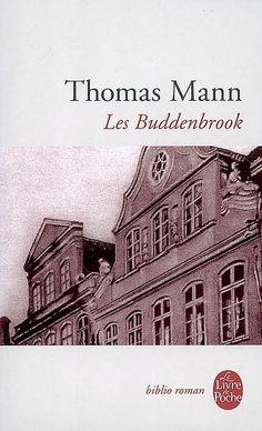 Littér@tice - Les Buddenbrook : le déclin d'une famille : à travers la vie d'une grande famille bourgeoise de la Hanse sur 4 générations, c'est les transformations de la société allemande que Thomas Mann explore.